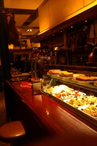 Bar Tapas